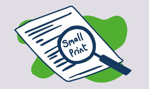 small print service