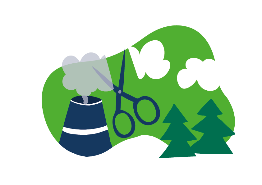 net zero cut emissions